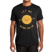 Let Me Warm You Up - mens-extra-soft-tee - small view