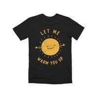 Let Me Warm You Up - mens-premium-tee - small view