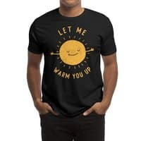 Let Me Warm You Up - mens-regular-tee - small view