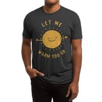 Let Me Warm You Up - mens-triblend-tee - small view
