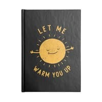 Let Me Warm You Up - notebook - small view