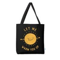 Let Me Warm You Up - tote-bag - small view