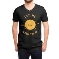 Let Me Warm You Up - vneck - small view