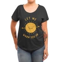 Let Me Warm You Up - womens-dolman - small view