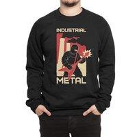 Industrial Metal - crew-sweatshirt - small view