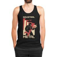 Industrial Metal - mens-jersey-tank - small view