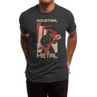 Industrial Metal - mens-triblend-tee - small view