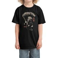 Catmetal - kids-tee - small view