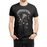 Catmetal - mens-regular-tee - small view