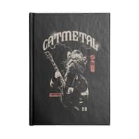 Catmetal - notebook - small view