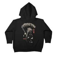 Catmetal - toddler-zip-up-hoody - small view