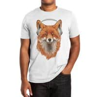 The Musical Fox - mens-extra-soft-tee - small view