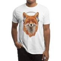 The Musical Fox - mens-regular-tee - small view
