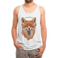 The Musical Fox - mens-triblend-tank - small view