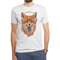 The Musical Fox - mens-triblend-tee - small view