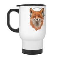 The Musical Fox - travel-mug-with-handle - small view