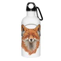 The Musical Fox - water-bottle - small view