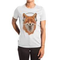 The Musical Fox - womens-extra-soft-tee - small view