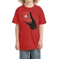 See You Later - kids-tee - small view