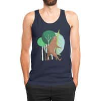 Big Foot, Big Heart - mens-jersey-tank - small view