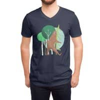 Big Foot, Big Heart - vneck - small view