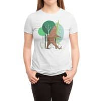 Big Foot, Big Heart - womens-triblend-tee - small view
