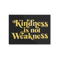 Kindness is not Weakness - horizontal-mounted-acrylic-print - small view