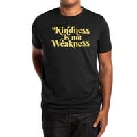 Kindness is not Weakness - mens-extra-soft-tee - small view