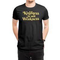 Kindness is not Weakness - mens-regular-tee - small view