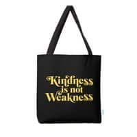 Kindness is not Weakness - tote-bag - small view