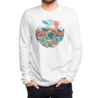 WRONG VACATION - mens-long-sleeve-tee - small view
