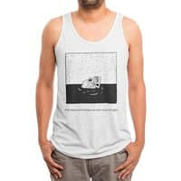 Drowning in Bliss - mens-triblend-tank - small view