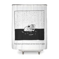 Drowning in Bliss - shower-curtain - small view