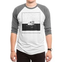 Drowning in Bliss - triblend-34-sleeve-raglan-tee - small view