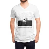 Drowning in Bliss - vneck - small view