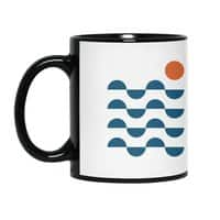 Regular Waves - black-mug - small view