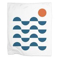 Regular Waves - blanket - small view