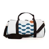 Regular Waves - duffel-bag - small view