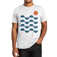 Regular Waves - mens-extra-soft-tee - small view