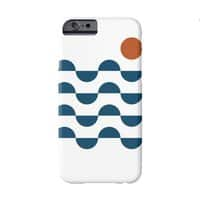 Regular Waves - perfect-fit-phone-case - small view
