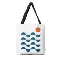 Regular Waves - tote-bag - small view