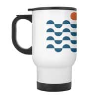 Regular Waves - travel-mug-with-handle - small view