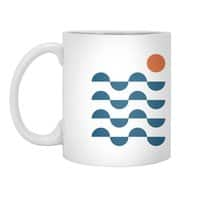 Regular Waves - white-mug - small view
