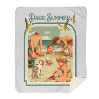 DARK SUMMER - blanket - small view