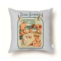 DARK SUMMER - throw-pillow - small view