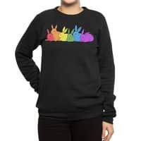 love is for everybunny - crew-sweatshirt - small view