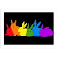 love is for everybunny - horizontal-print - small view