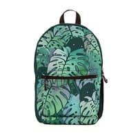 Monstera Monsters - backpack - small view