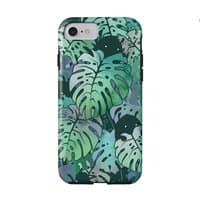 Monstera Monsters - double-duty-phone-case - small view