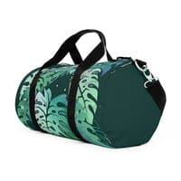 Monstera Monsters - duffel-bag - small view